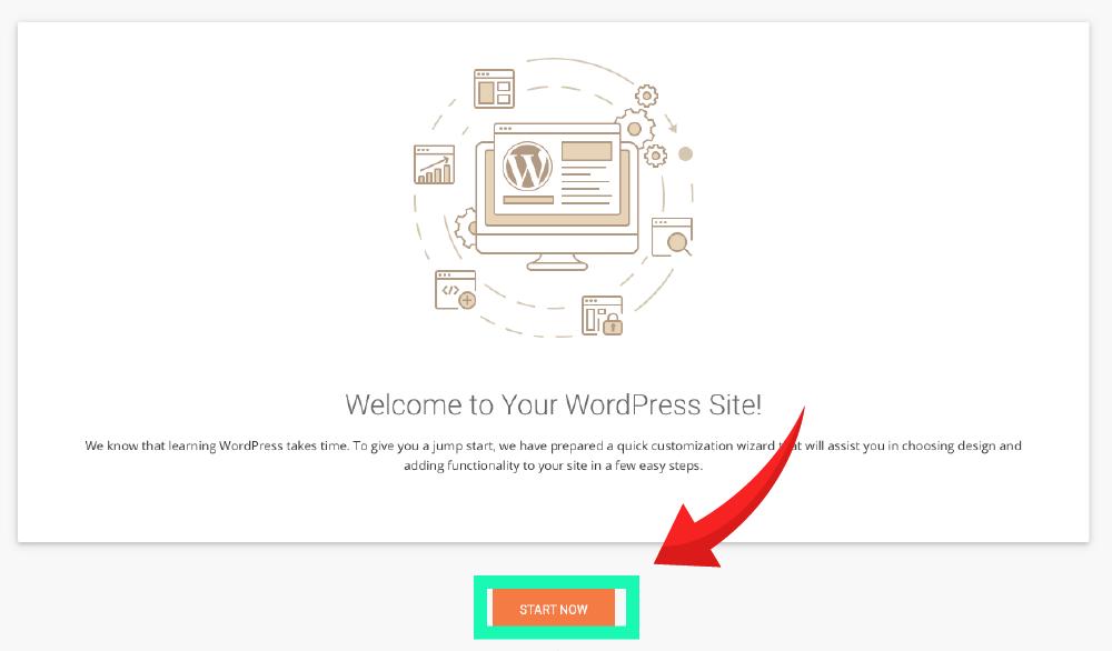 網站製作 :SiteGround wordpress 網站登入
