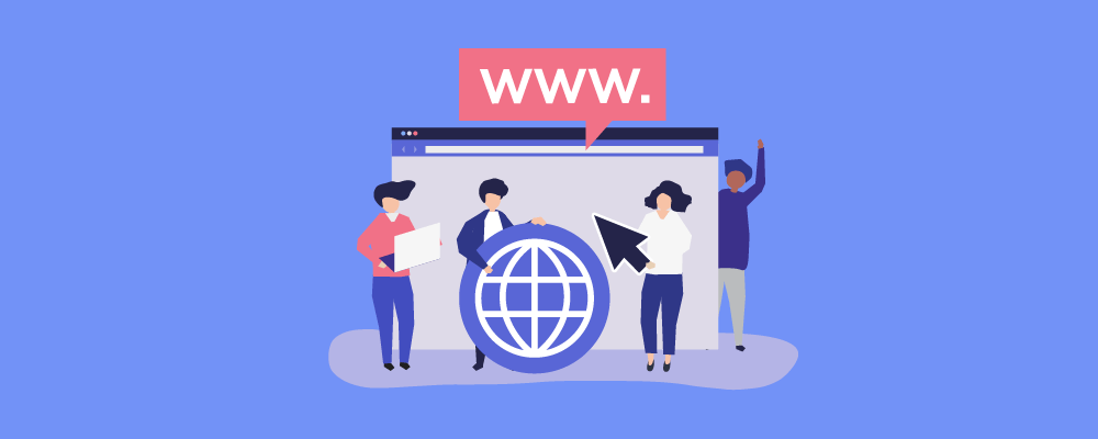 網域申請 :網域是什麼?