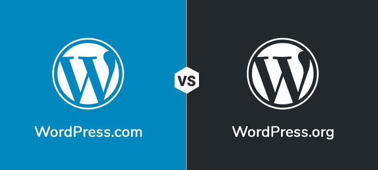 WordPress是什麼 ?WordPress.org vs WordPress.com 差別