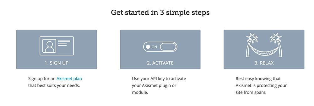 Akismet 簡單幾步驟就可提升網站安全性