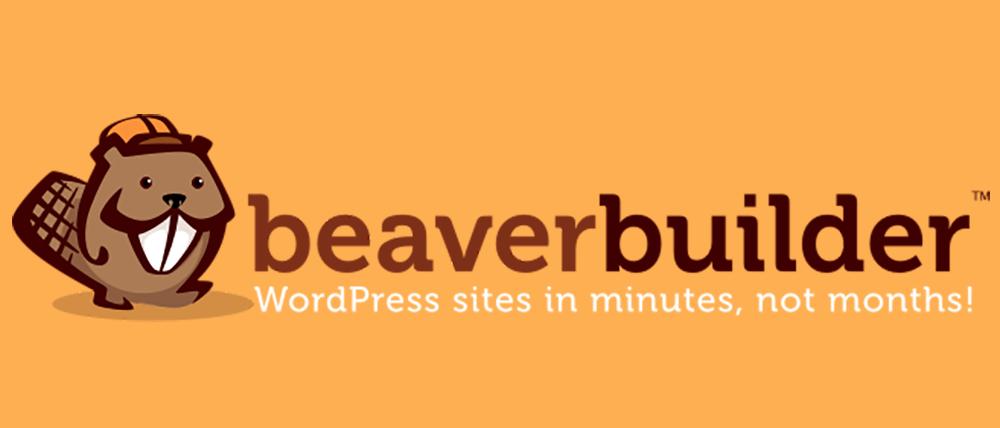 wordpress外掛推薦 :Beaver Builder 頁面編輯器