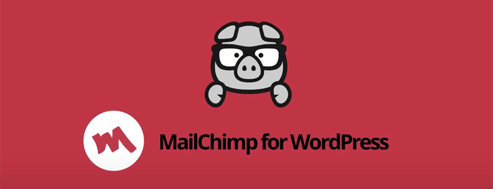 WordPress 外掛推薦 :Mailchimp for WordPress 電子報外掛