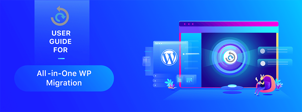 WordPress 搬家外掛 :All-in-One WP Migration