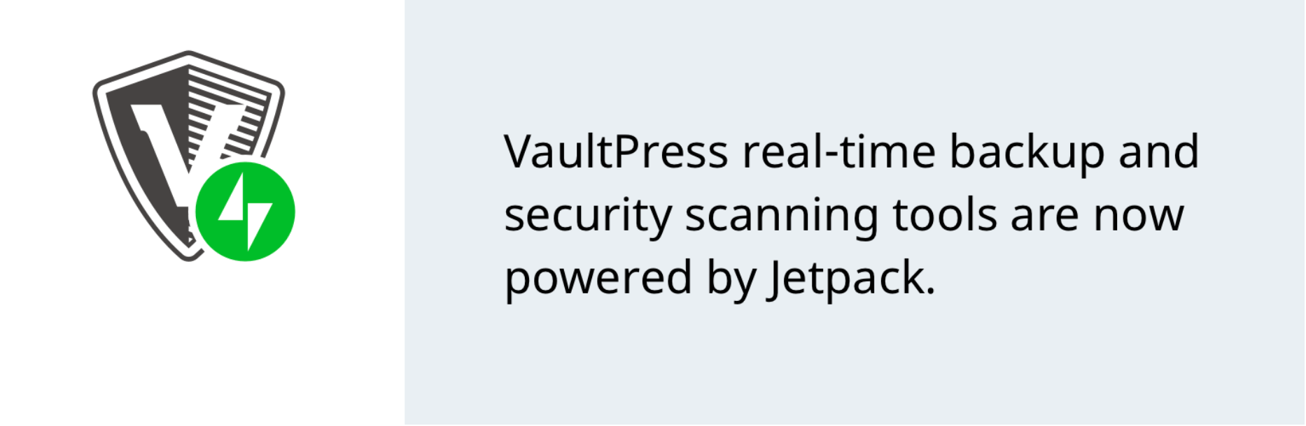 WordPress備份外掛 :VaultPress(JetPack)外掛