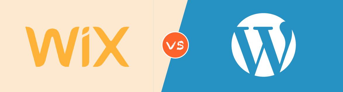 Wix 和 WordPress 架站平台比較(優缺點分析)