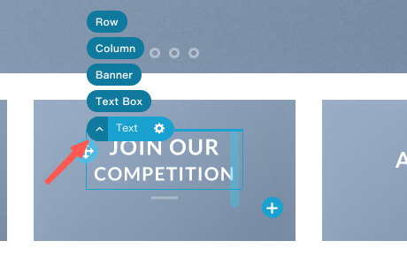 Flatsome教學 :UX Builder 頁面編輯器,切換到不同結構