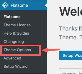 Flatsome 主題教學,客製化網頁設計