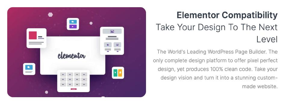 WooCommerce佈景主題 :Electro 和 Elementor 完美兼容