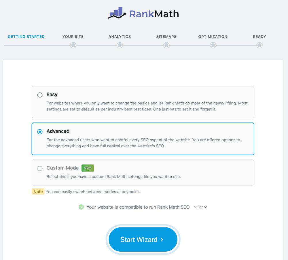 Rank Math 安裝+設置流程步驟