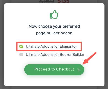 選擇 Mini Agency Bundle 的 Elementor 頁面編輯器