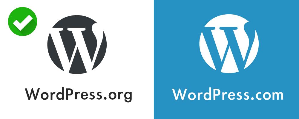 WordPress.org 是優質的選擇