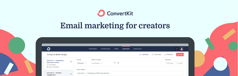 WordPress電子報 :ConvertKit 電子報訂閱外掛