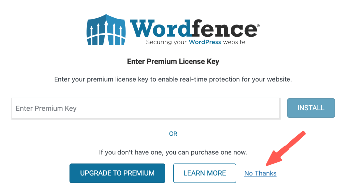 WordFence Security 教學 : WordFence 外掛安裝