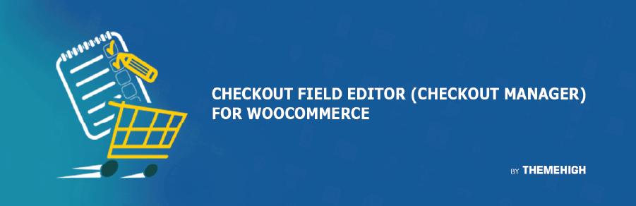 Woocommerce 自訂結帳表單:Checkout Field Editor 外掛教學