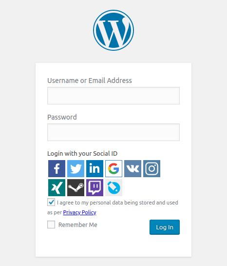 WordPress 社群登入註冊:社群登入功能整合