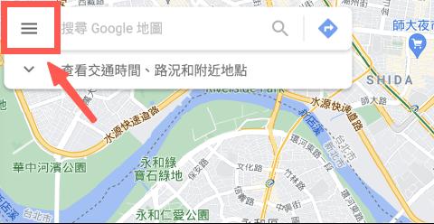 Google Map 嵌入地圖 :點擊更多功能