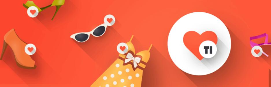TI WooCommerce Wishlist 商品願望清單