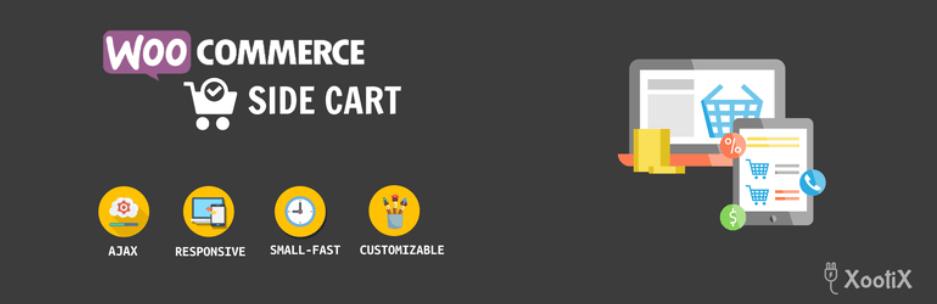 WooCommerce Side Cart 側邊購物車