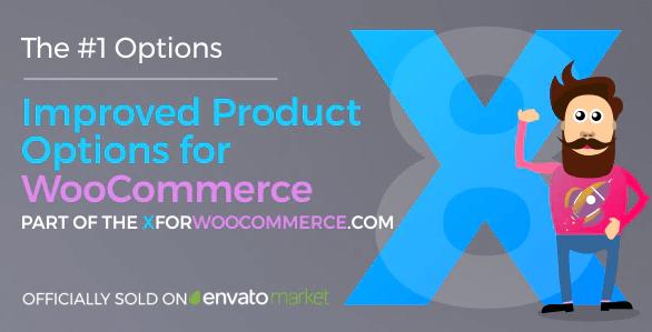Improved Product Options for WooCommerce 讓商品選項更人性化