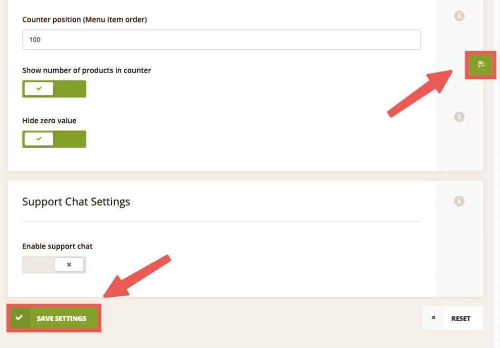 TI WooCommerce Wishlist 教學 : 存擋按鈕位置
