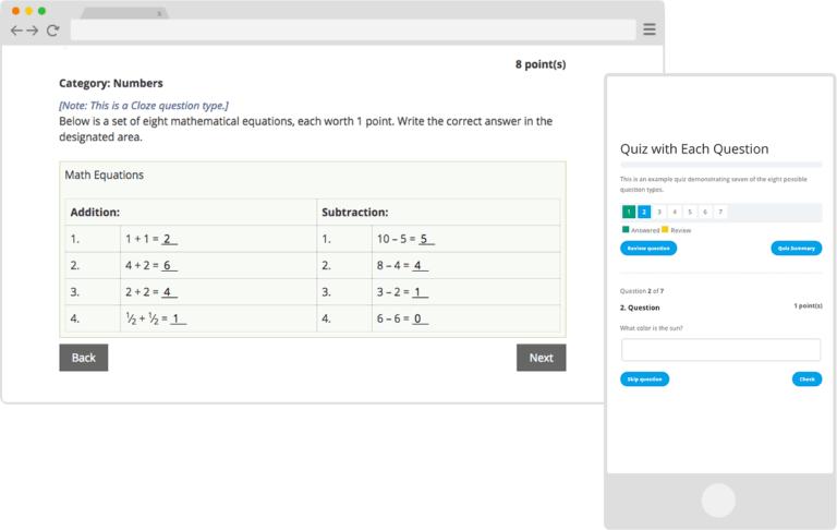 WordPress線上課程外掛 :LearnDash 設置多種問答類型測驗